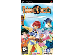 Tales of Eternia PSP