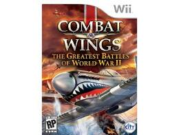 Combat Wings: The Great Battles of WWII Wii