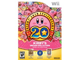 Kirby's Dream Collection Special Edition Wii