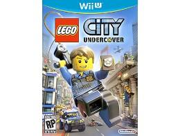 Lego City: Undercover Wii U Usado