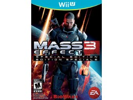 Mass Effect 3 Wii U Usado