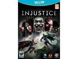 Injustice: Gods Among Us Wii U Usado