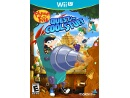 Phineas & Ferb Quest for Cool Stuff Wii U Usado