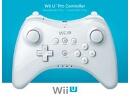 Control Pro Blanco Nintendo Wii U