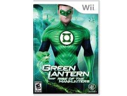 Green Lantern: Rise of the Manhunters Wii Usado