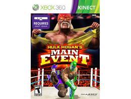 Hulk Hogans Main Event XBOX 360