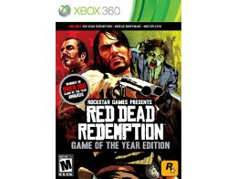 Red Dead Redemption Game of the Year Ed. XBOX 360