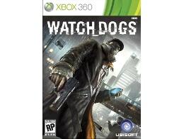Watchdogs XBOX 360