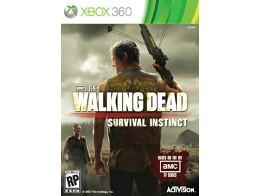 The Walking Dead: Survival Instinct XBOX 360 Usado