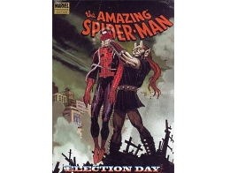 Spider-man: Election Day Premiere (ING/HC) Comic