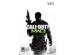 Call of Duty: Modern Warfare 3 Wii Usado