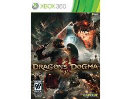 Dragons Dogma XBOX 360