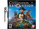 Sid Meier's Civilization Revolution DS Usado