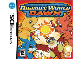 Digimon World Dawn DS