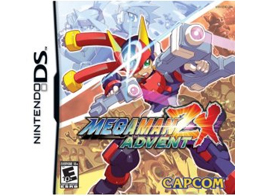 Megaman ZX Advent DS