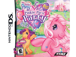 My Little Pony Pinkie Pie's Party DS