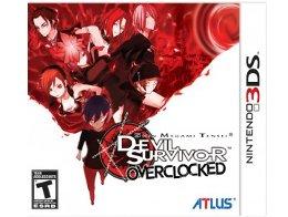 Shin Megami Tensei: Devil Survivor Overclocked 3DS