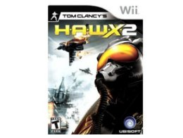 Tom Clancy's H.A.W.X. 2 Wii Usado