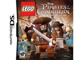 Lego Pirates of the Caribbean DS Usado