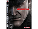 Metal Gear Solid 4: Guns of the Patriots PS3 Usado