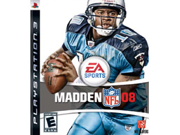 Madden NFL 2008 PS3