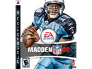 Madden NFL 2008 PS3
