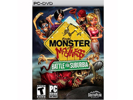 Monster Madness: Battle for Suburbia PC