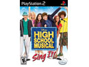 High School Musical: Sing It! (solo juego) PS2 Usado