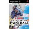 NPPL Championship Paintball 2009 PS2