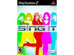 Disney Sing it (sólo juego) PS2 Usado