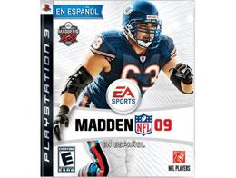 Madden NFL 09 En Español PS3