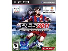 Pro Evolution Soccer 2011 PS3 Usado