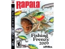 Rapala Fishing Frenzy 2009 PS3
