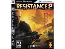 Resistance 2 PS3 Usado