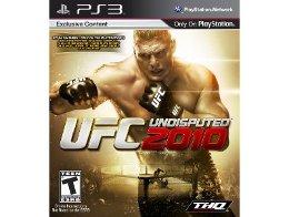 UFC 2010 Undisputed PS3 Usado