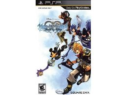 Kingdom Hearts: Birth by Sleep PSP