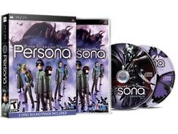 Shin Megami Tensei: Persona PSP