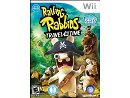 Raving Rabbids Travel in Time Wii Usado