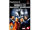 Fantastic Four: Rise of Silver Surfer PS2