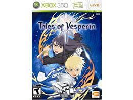Tales of Vesperia XBOX 360 Usado