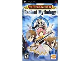 Tales Of The World: Radiant Mythology PSP