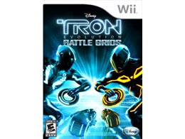 Tron Evolution Battle Grids Wii Usado