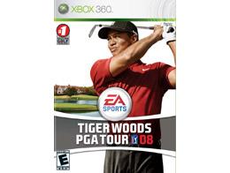 Tiger Woods PGA Tour 08 XBOX 360
