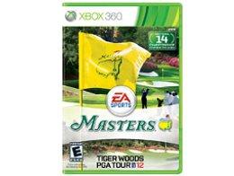 Tiger Woods PGA Tour 12 XBOX 360