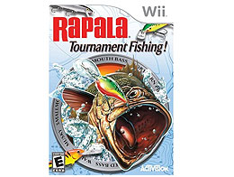 Rapala Trophies Wii Usado