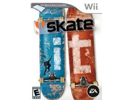 Skate it Wii Usado