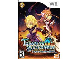 Tales of Symphonia: Dawn New World Wii