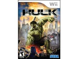 Incredible Hulk Wii Usado