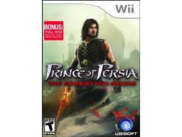 Prince of Persia: The Forgotten Sands Wii Usado