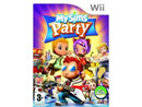 My Sims Party Wii Usado
